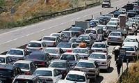 وضعیت ترافیکی راهها و محدودیت ترافیکی در محورهای شمالی