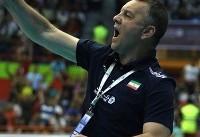 حضور تیم ملی والیبال در جاکارتا یک نتیجهگیری کلی بود