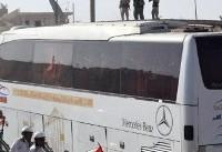 آخرین گروه اتوبوس های ساکنان فوعه و کفریا به حلب رسید