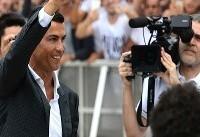 رونالدو: میخواستم در یک باشگاه بزرگ بازی کنم نه در آسیا