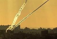 آژیرهای خطر در شهرکهای صهیونیستنشین اطراف نوار غزه به صدا درآمد