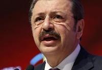 مقام اقتصادی ترک: تحریم آمریکا علیه ایران به ضرر ترکیه خواهد بود