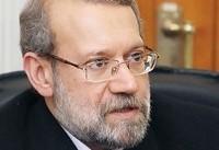 دکتر علی لاریجانی درگذشت پدر سید وحید حقانیان را تسلیت گفت