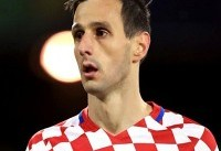 بازیکن اخراجی کرواسی از دریافت مدال خود امتناع کرد