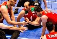 تیم ملی والیبال نشسته بانوان ایران با غلبه بر ژاپن نهم شد