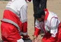 امداد رسانی به ١٢٣٥ نفر در ٤٦٣ مورد عملیات امداد و نجات