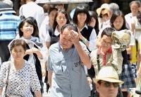 گرمای بیسابقه در ژاپن
