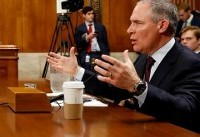 Scott Pruitt aides protected him from formaldehyde while suppressing report on its dangers
