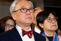 Former Hong Kong leader hospitalised after misconduct jailing