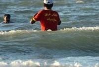 کاهش ۲۷ درصدی آمار غریق در سواحل دریای مازندران