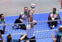 ایران فینالیست شد و سهمیه پارالمپیک ۲۰۲۰ را گرفت