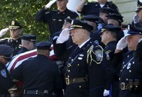 Police officer killed in the line of duty is laid to rest