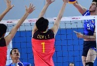 Iran sweep China at Asian U20 Volleyball Championship