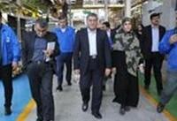 کلانتری از فعالیت های زیست محیطی ایران خودرو تقدیر کرد
