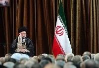 دیدار وزیر خارجه، سفیران و مسئولان نمایندگیهای ایران در خارج از کشور با رهبر معظم انقلاب