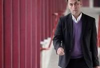 آذری از مدیرعاملی باشگاه ذوب آهن گنارهگیری کرد