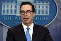 گفتگوی وزیر خزانهداری آمریکا با مقام کرهای درباره ایران