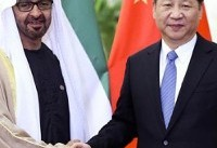 توافق چین و امارات درباره ارتقای سطح روابط دوجانبه