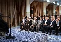 دیپلماتها در محضر رهبر انقلاب