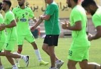 بازیکنان پرسپولیس برای دیدار با نفت مسجد سلیمان معرفی شدند
