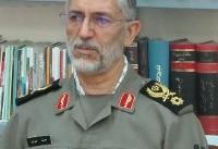 سردار شیرازی: تغییر فرمانده سپاه شایعه است و جابجایی و تغییر فرمانده در برنامه نیست