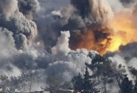 اسرائیل یک پایگاه نظامی را در سوریه هدف قرار داد