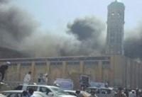 شمار کشته شدگان انفجار فرودگاه کابل ۱۴ نفر و مجروحان ۶۰ تن اعلام شد