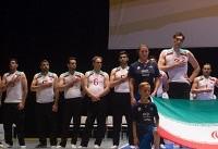 هفتمین قهرمانی تیم ملی والیبال نشسته ایران با برتری مقابل بوسنی