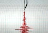 مختصات زلزله ۵.۹ ریشتری تازهآباد کرمانشاه