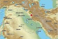 زلزله ۵.۹ ریشتری کرمانشاه را لرزاند