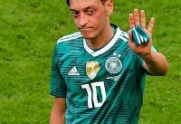 مسوت اوزیل از تیم ملی آلمان خداحافظی کرد