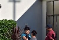 Gunman surrenders after woman killed in US supermarket hostage drama