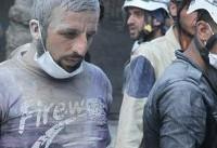 ارتش اسرائیل میگوید ۸۰۰ تن از «کلاه سفیدان سوری» و خانواده هایشان را به ...
