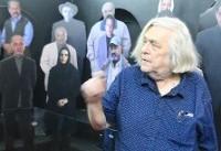 بازدید «جاناتان رزنبام» از موزه سینما