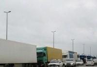 انتشار گزارشهایی از اعتصاب مجدد کامیونداران در ایران