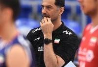 عطایی:ازاعتبار والیبال ایران دفاع می کنیم/ هیچ دیدار آسانی نداریم