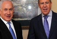 لاوروف با نتانیاهو دیدار کرد/ محور رایزنیها ایران و سوریه بود