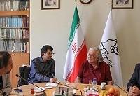 نسل جوان ایرانی مرا به وجد آورد/ در اینترنت زندگی میکنم