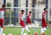 ترکیب تیم فوتبال امید ایران مقابل عربستان مشخص شد