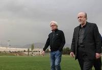 انتقال افتخاری از استقلال به فوتسال/فتحی نزدیک به صندلی مدیرعاملی