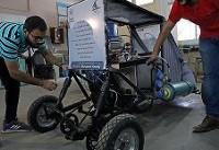 وسیله نقلیهای با سوخت هوا