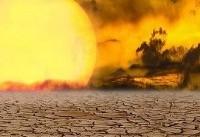 گرما کشور را رها نمی کند