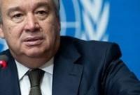 دبیرکل سازمان ملل از امضای کنوانسیون حقوقی دریای خزر استقبال کرد