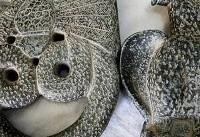 کشف عتیقه پنج هزار ساله در جیرفت +عکس