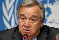 واکنش دبیر کل سازمان ملل به امضای کنوانسیون حقوقی دریای خزر