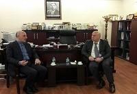 حجم تبادل مرزی ایران و کردستان عراق دو برابر می شود