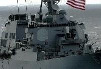 روسیه به ورود ناو آمریکایی به دریای سیاه واکنش نشان داد