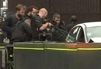برخورد یک خودرو با ساختمان پارلمان انگلستان/حادثه تروریستی بود