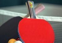 سومی تیم ملی تنیس روی میز جوانان ایران در مسابقات قهرمانی نوجوانان و جوانان آسیا