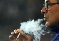 سرمربی معروفی که روزی ۸۰نخ سیگار می کشد!
